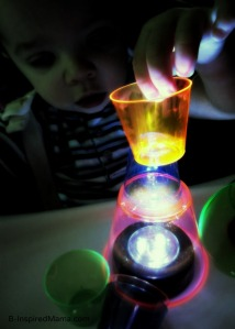 Baby-Play-with-Cups-on-the-Kids-Light-Box-at-B-Inspired-Mama